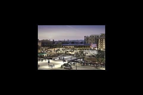 King's Cross redevelopment scheme - Phase 1